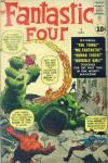fantastic four number 1