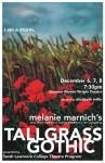 Tallgrass Gothic poster by Elizabeth Miller