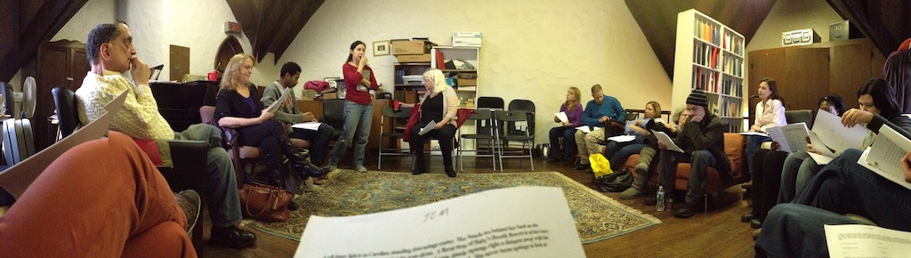 Axial Theatre Writing Series